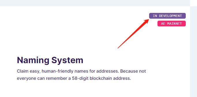 Base aepp即将支持Naming System 新闻 第2张